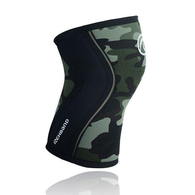 RX Knee Sleeve, 7mm, Camo/Black, M