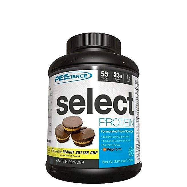Select Protein, 55 servings, Peanut Butter Cup