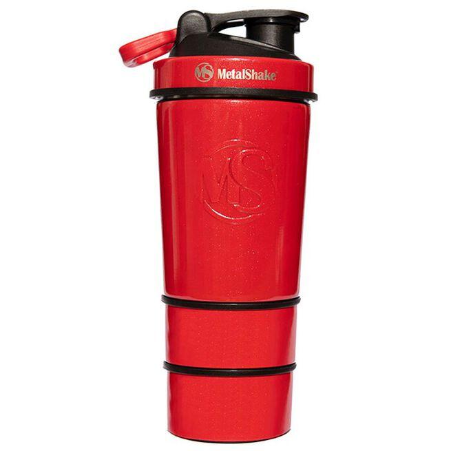 MetalShake, Racing Red, 600 ml