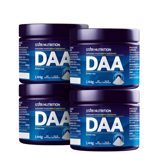 Star nutrition DAA