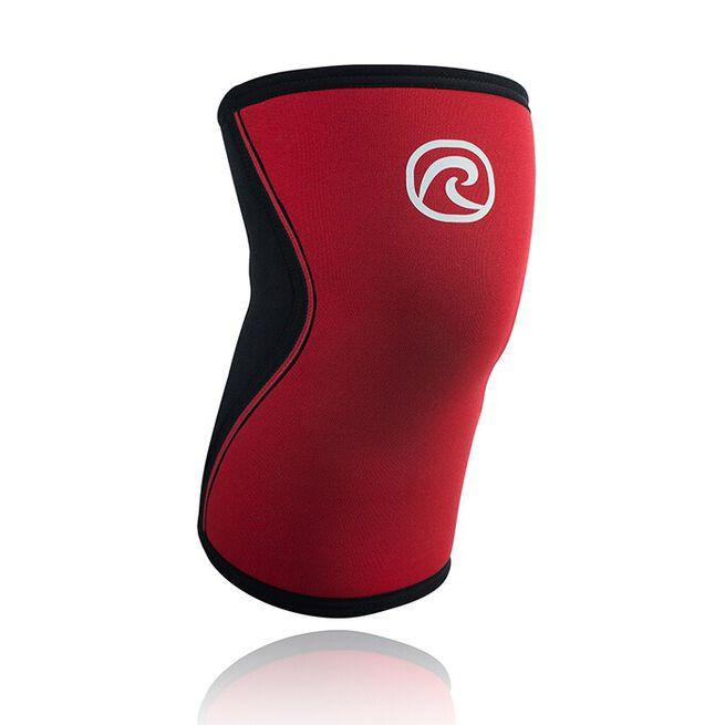 RX Knee Sleeve, 5mm, Red/Black, M