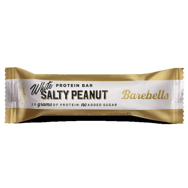 Barebells Protein Bar, 55 g, White Salty Peanut