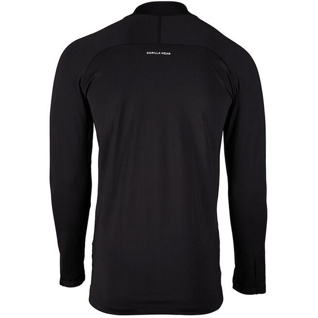 Hamilton Hybrid Long Sleeve, Black, S