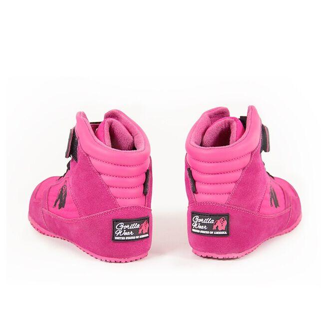 GW High Tops, Pink, 36