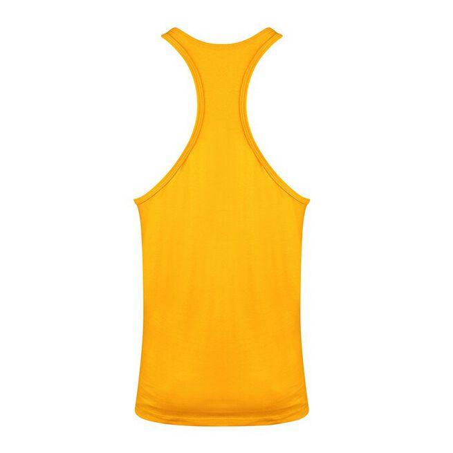 Gold's Gym Muscle Joe Premium Stringer Vest, gold