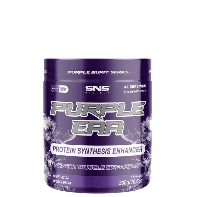 SNS biotech purple burn eaa purple punch