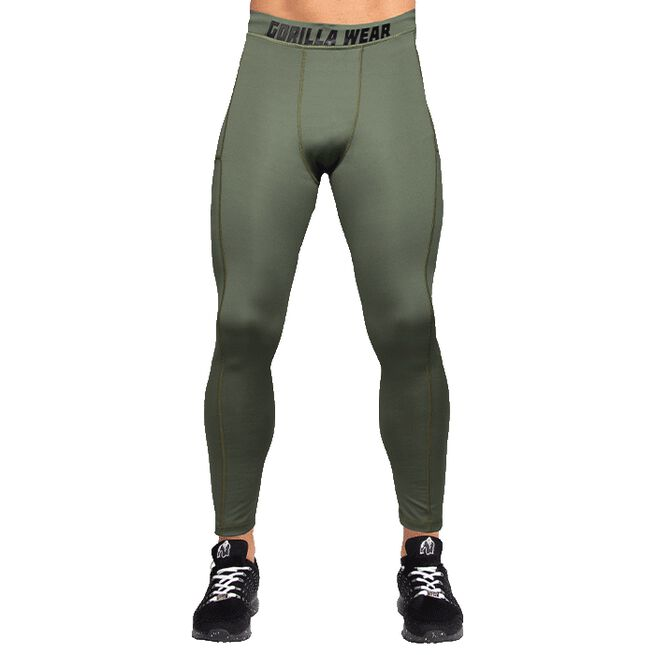 Smart Tights, Army Green, M