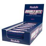 12 x Barebells Double bite Protein Bar, 55 g, Caramel Crisp