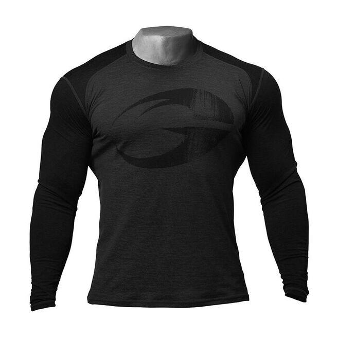 OPS Edition LS, Grey/Black, M