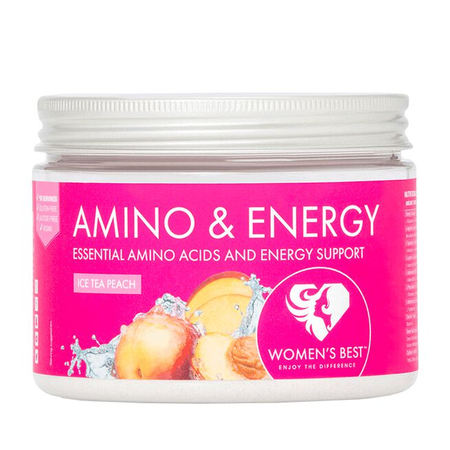 Amino & Energy, 270 g, Ice Tea Peach