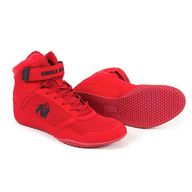 GW High Tops, Red, 41