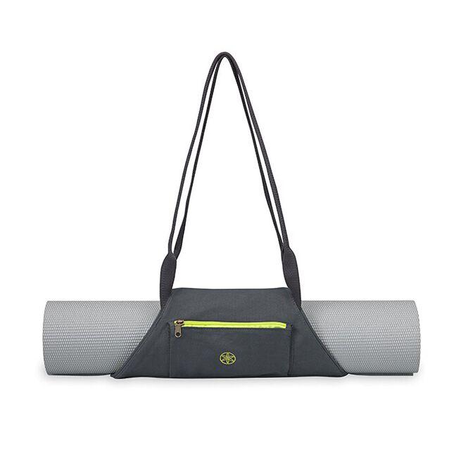 On-The-Go Yoga Mat Carrier Citron/Storm