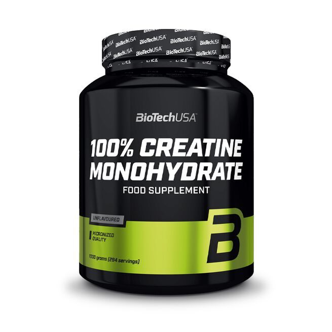 100% Creatine Monohydrate, 1 kg