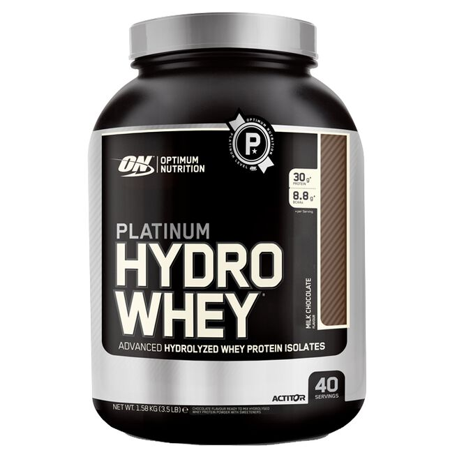 Platinum Hydro Whey, 1,6 kg, Milk Chocolate
