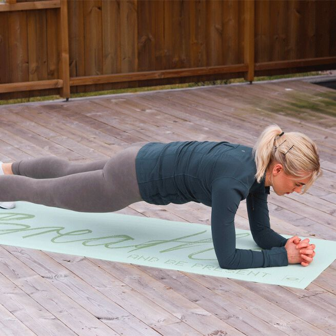 Abilica YogaMat Breathe ECO