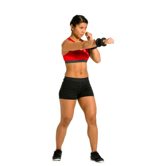 Iron Gym Ankle & Wrist Weight 2 x 0,5kg
