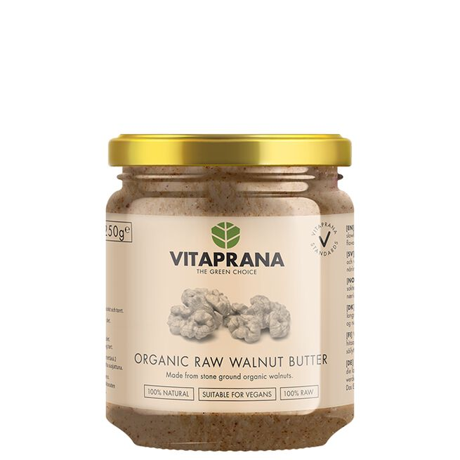 Vitaprana Raw walnut butter valnötsmör