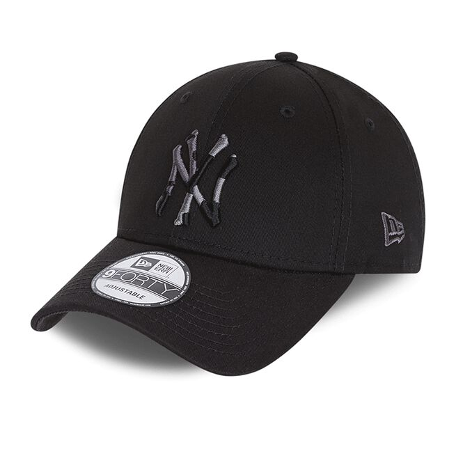 Camo Infill 9FORTY New York Yankees, Black