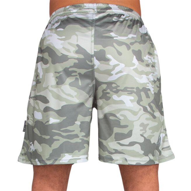 Gorilla Wear Kansas Shorts, Army Green Camo