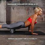 Iron Gym Yoga Roller Travel