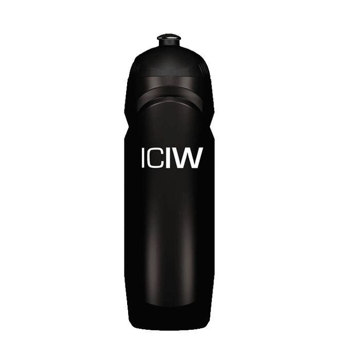 ICIW Waterbottle 750 ml, Black