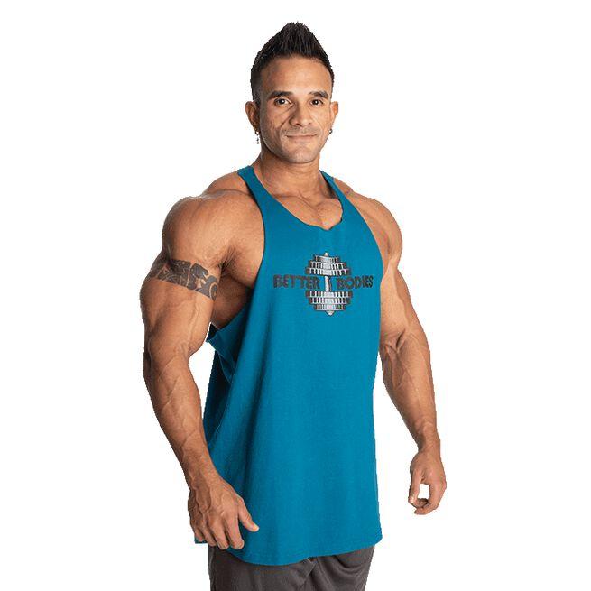 Team BB Stringer V2, Dark Turquoise, M