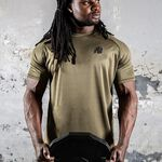 Performance Tee, Army Green, S
