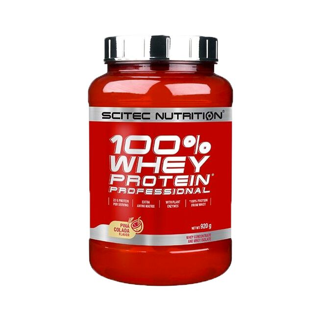 100% Whey Protein Professional, 920 g, Chocolate Hazelnut
