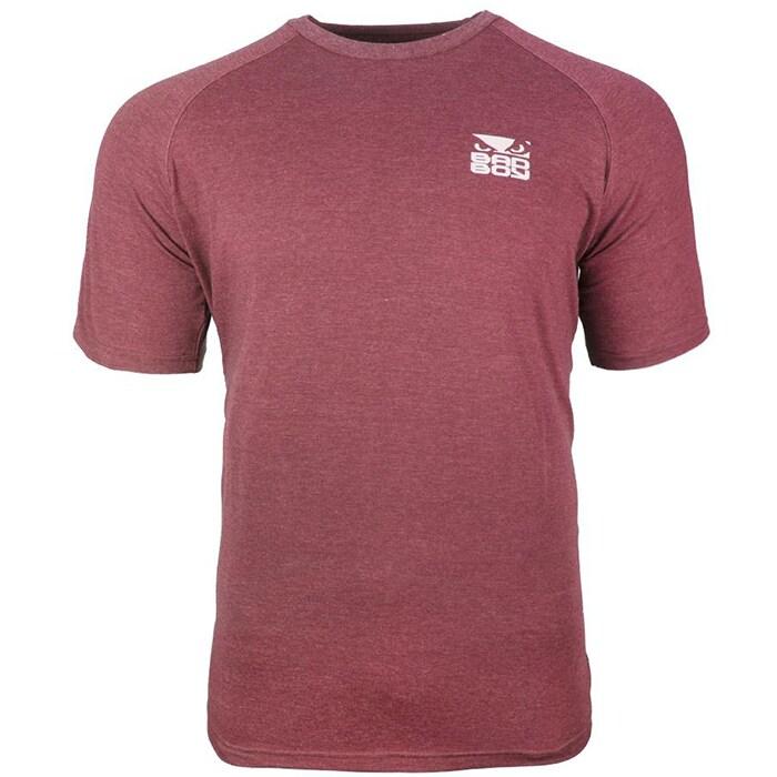 Bilde av Bad Boy Icon T-shirt - Short Sleeve, Red