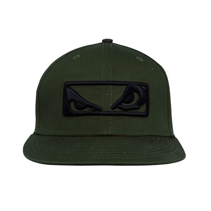 Bilde av Bad Boy Stand Out Snapback Hat, Green/black