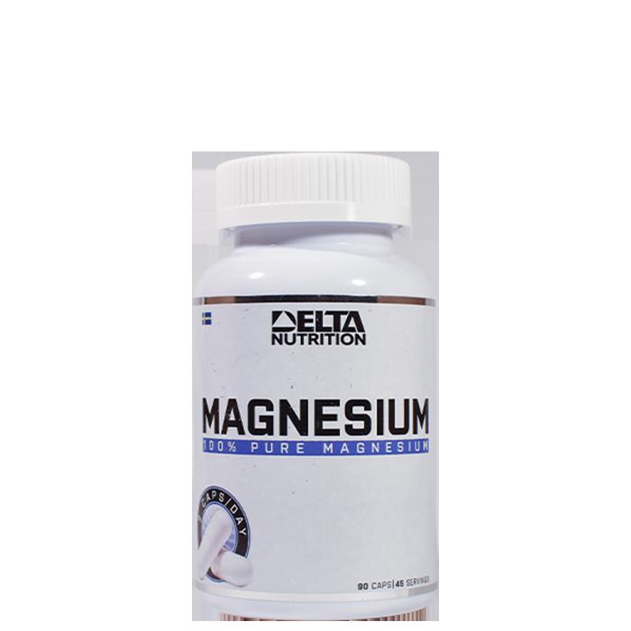 Bilde av 100% Pure Magnesium, 90 Caps