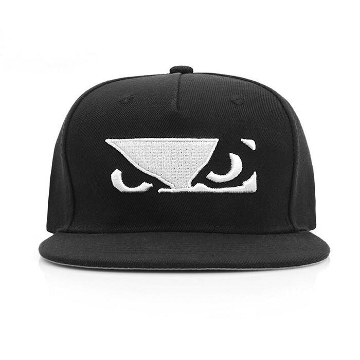 Bilde av Bad Boy Stand Out Snapback Hat, Black