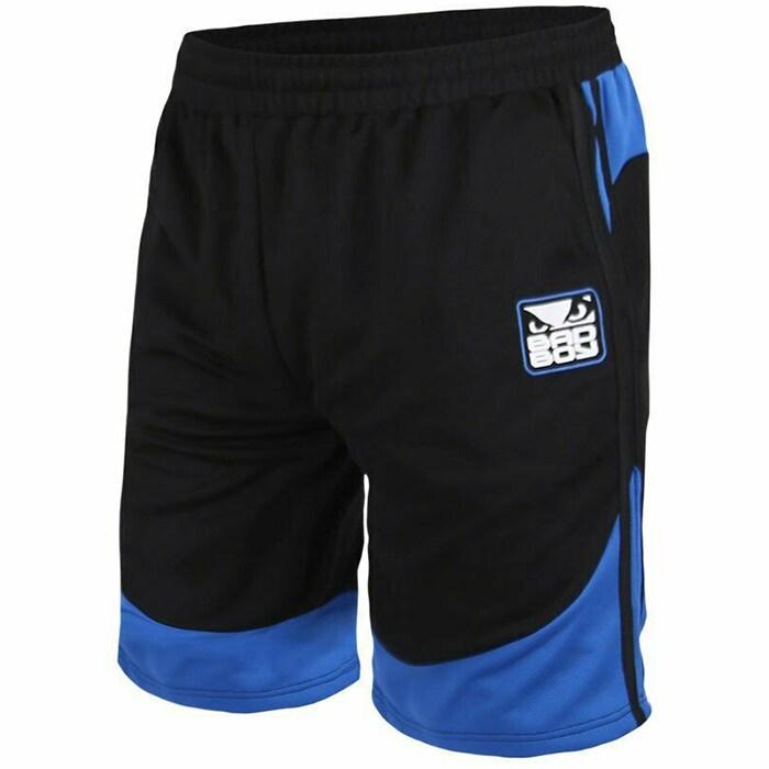 Bilde av Bad Boy Force Shorts, Black/blue