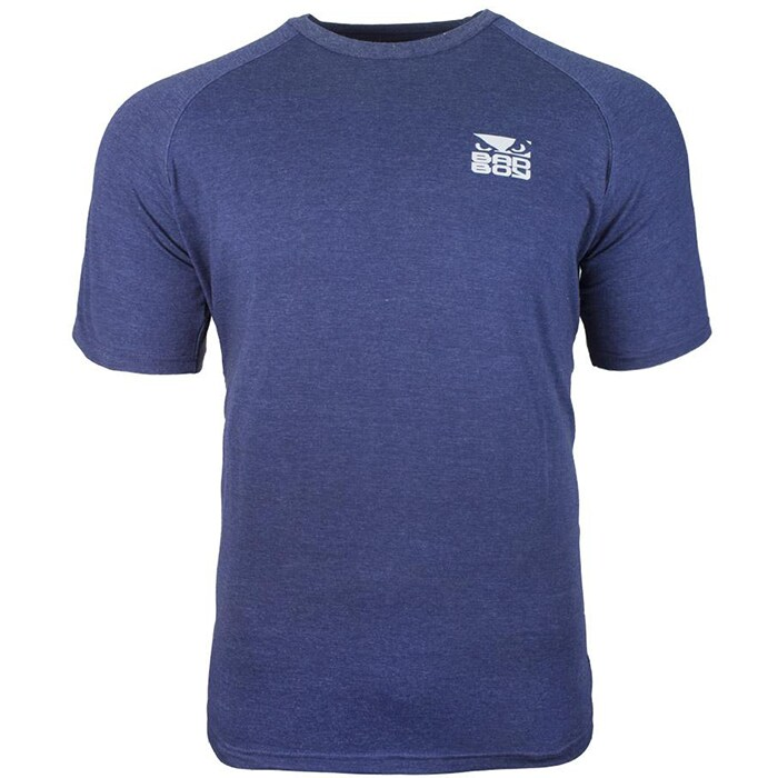 Bilde av Bad Boy Icon T-shirt - Short Sleeve, Blue