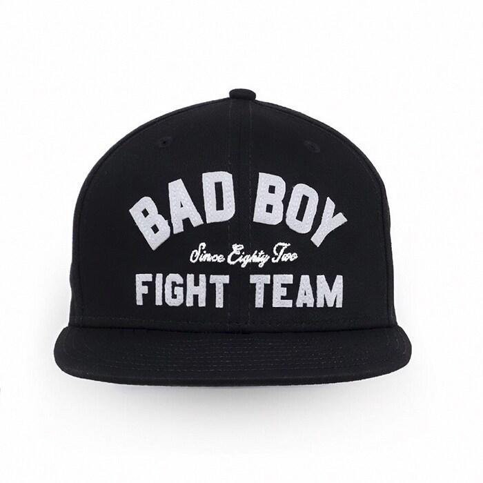 Bilde av Bad Boy Original Fight Team Snapback Cap, Black