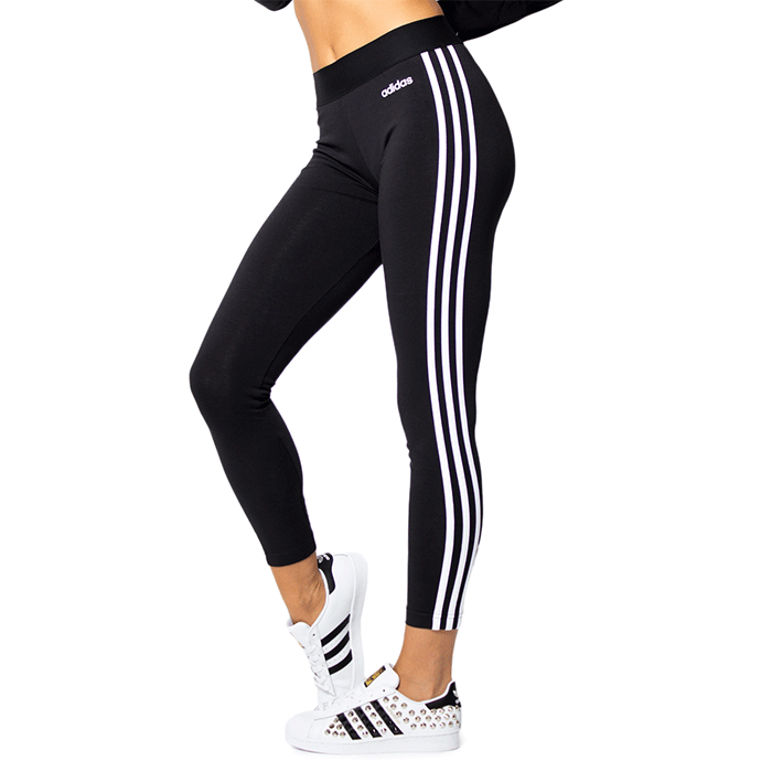 Bilde av Adidas Essential 3s Tights, Black