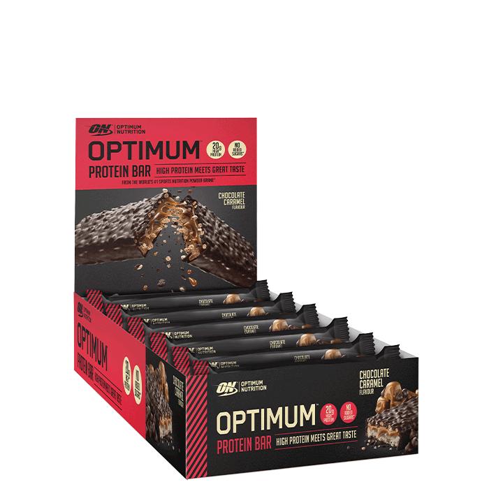 Bilde av 10 X Optimum Protein Bar, 60 G