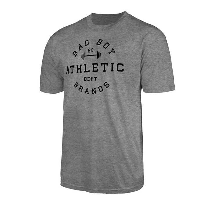 Bilde av Bad Boy Athletic T-shirt, Grey