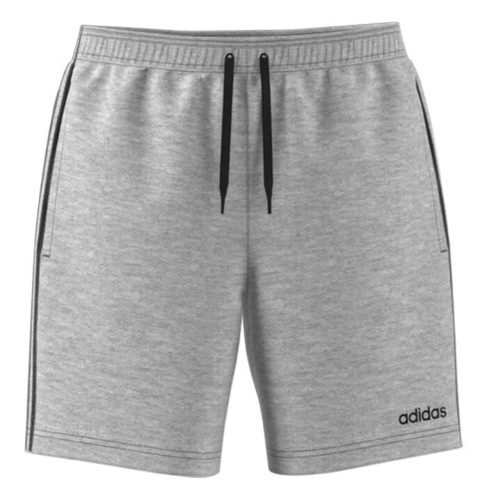 Bilde av Adidas 3 Stripe Shorts, Grey