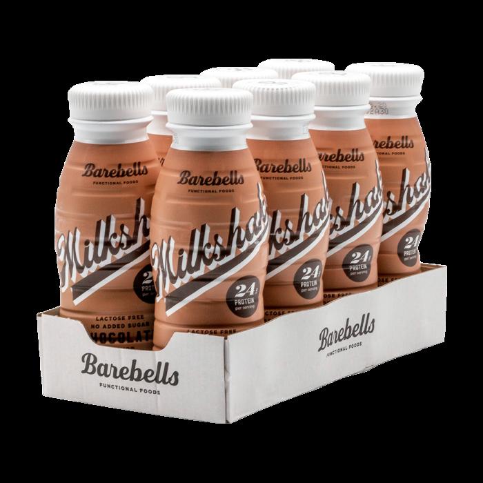 Bilde av 8 X Protein Milkshake, 330 Ml