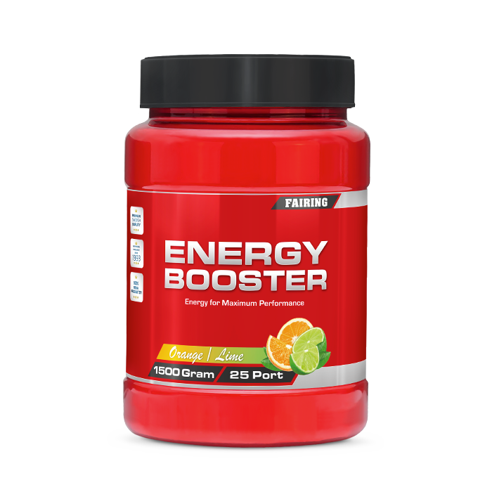 Bilde av Energy Booster New Formula, 1500 G, Orange/lime