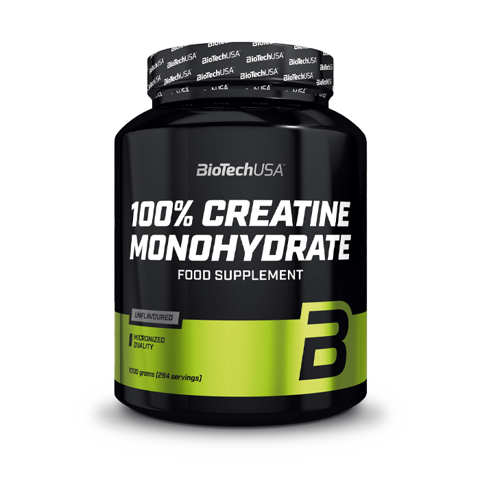 Bilde av 100% Creatine Monohydrate 1kg 1kg