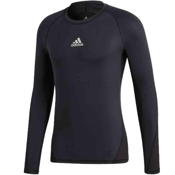 Bilde av Adidas Alpha Skin L/s, Black